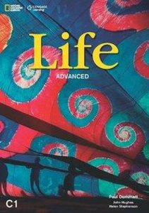 Life, Advanced. Student's Book m. DVD. Level C1