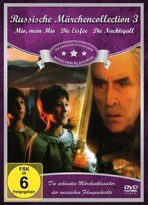 Russische Märchencollection 3 - 3-DVD-Schuber