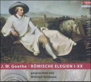 Römische Elegien I-XX. CD