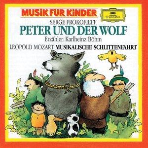 Peter und der Wolf op. 67 / Musikalische Schlittenfahrt F-dur. C