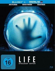 Life, 1 Blu-ray (Steelbook)