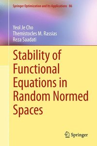 Stability of Functional Equations in Random Normed Spaces