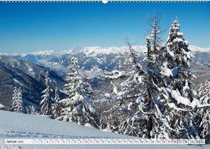 Kärnten (Wandkalender 2020 DIN A2 quer)
