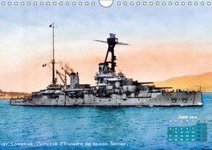 Fregatten, Kreuzer, Panzerschiffe ? historische Karten von Krieg