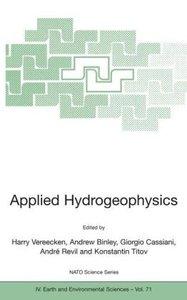 Applied Hydrogeophysics