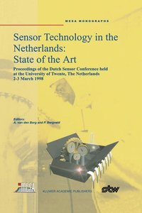 Sensor Technology in the Netherlands: State of the Art