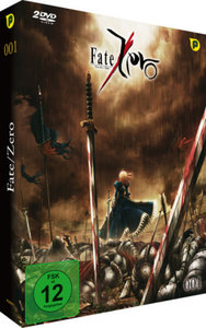 Fate/Zero - Box Vol. 1 - (2 DVDs)