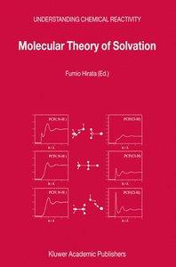Molecular Theory of Solvation