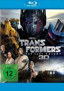 Transformers: The Last Knight (3d)-Blu-ray