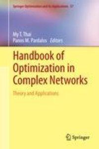 Handbook of Optimization in Complex Networks