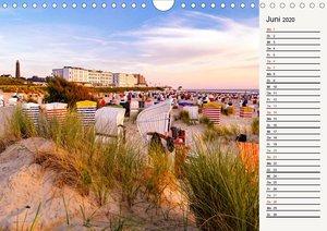 BORKUM Geburtstagskalender mit Planerfunktion (Wandkalender 2020