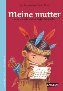 Graphic Novel paperback: Meine Mutter