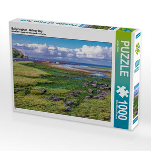 Ballyvaughan - Galway Bay 1000 Teile Puzzle quer