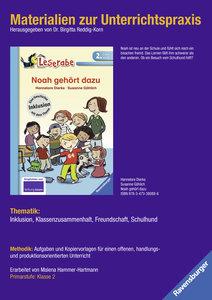 Materialien zur Unterrichtspraxis - Dierks: Noah gehört dazu