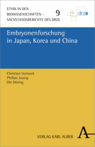 Embryonenforschung in Japan, Korea und China