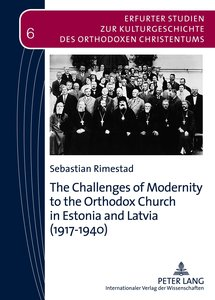 The Challenges of Modernity to the Orthodox Church in Estonia an