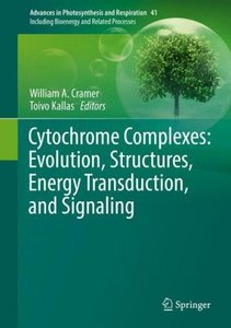 Cytochrome Complexes: Evolution, Structures, Energy Transduction