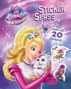 Barbie -Das Sternenlicht-Abenteuer Stickerbuch