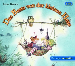 Das Beste von der kleinen Hexe (3 CD)