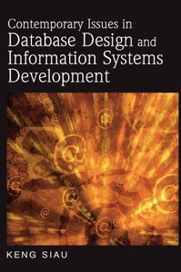 Contemporary Issues in Database Design and Information Systems D