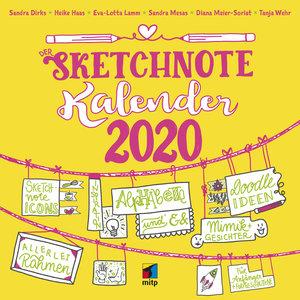 Der Sketchnote Kalender 2020