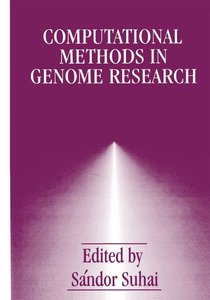 Computational Methods in Genome Research