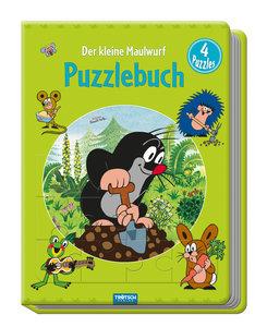 """Puzzlebuch \""""Der kleine Maulwurf\"""""""