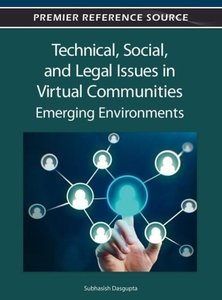 Technical, Social, and Legal Issues in Virtual Communities: Emer