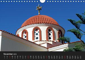 Griechenland - Insel Kreta (Wandkalender 2019 DIN A4 quer)
