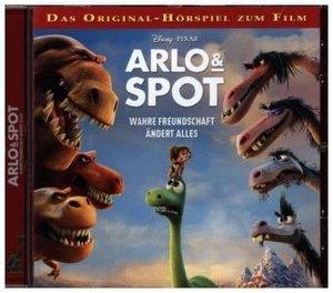 Disney. Arlo & Spot