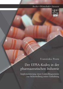 Der EFPIA-Kodex in der pharmazeutischen Industrie: Implementieru