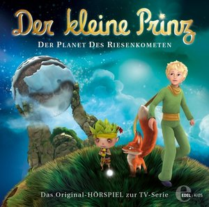 (30)Original HSP TV-Der Planet Des Riesenkometen