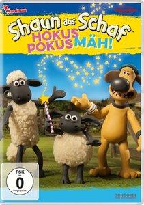 Shaun das Schaf - Hokus Pokus Mäh!, 1 DVD