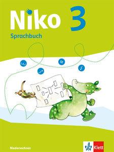 Niko. Sprachbuch. 3. Schuljahr. Ausgabe für Niedersachsen ab 201