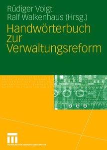 Handwörterbuch zur Verwaltungsreform