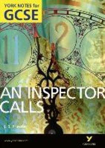 An Inspector Calls: York Notes for GCSE