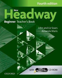 New Headway Beginner. Teacher's Book and Teacher's Resource Disc