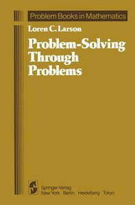 Problem-Solving Through Problems