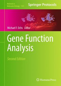 Gene Function Analysis