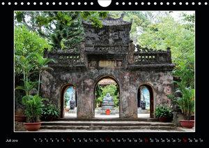 Vietnam - Land der Kontraste 2019 (Wandkalender 2019 DIN A4 quer
