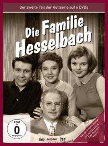 Die Familie Hesselbach (18 Folgen/6 DVD)