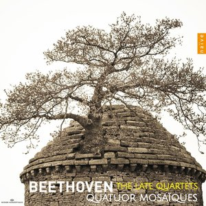 Beethoven The Late Quartets