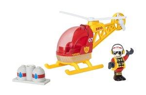 BRIO Feuerwehr-Hubschrauber