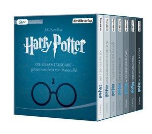 Harry Potter - Die Gesamtausgabe - gelesen von Felix von Manteu