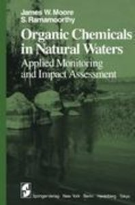 Organic Chemicals in Natural Waters