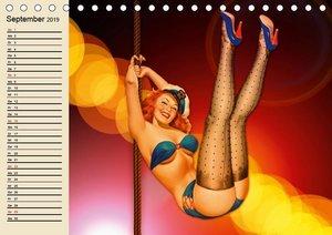 Vintage-Poster aus Theater, Film und Werbung (Tischkalender 2019