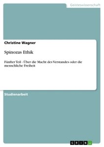 Spinozas Ethik
