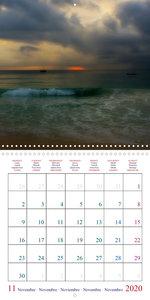 Diani Beach Take a Break (Wall Calendar 2020 300 × 300 mm Squar