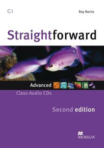 Straightforward Advanced. 3 Class Audio-CDs