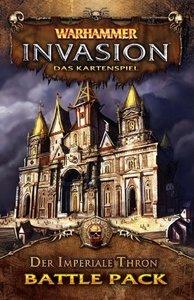 Asmodee FFGD2104 - Warhammer Invasion: Der Imperiale Thron, Batt
